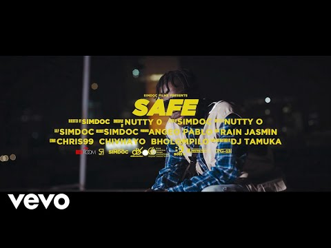 Nutty O - Safe (Official Music Video)