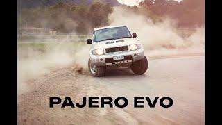 Homologation Specials: Mitsubishi Pajero Evo - Clip
