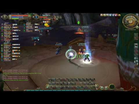 Aion PvE - Grand Cheiftain Kasika (world boss) - Simple Walkthru