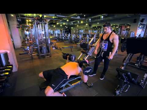 Matt Pattison & Jeff Seid - Chest Workout video