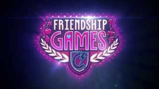 Equestria Girls Friendship Games Trailer (1 трейлер)