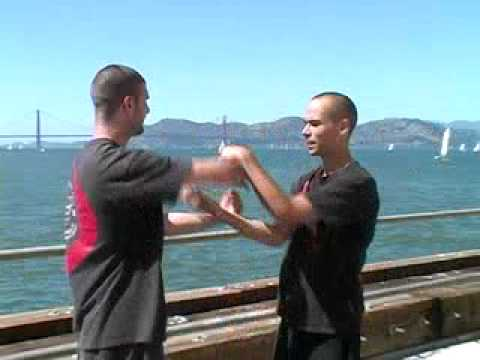 Wing Tsun Kung Fu demonstration for Bay Mountain Martial Arts Image 1
