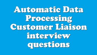 Automatic Data Processing in Excel