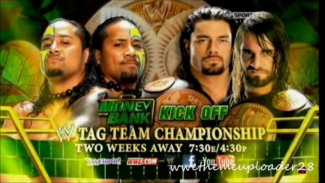 Match Wwe 2013 Wwe Money in The Bank 2013