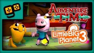 littlebigplanet 3 ps4 обзор