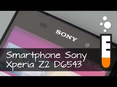 Xperia Z2 D6543 Sony Smartphone - Vídeo Resenha Brasil