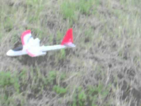 test de l'avion phoenix de nikko
