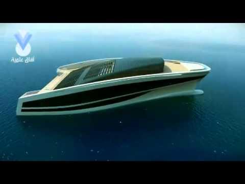 yacht-house for Bill Gates's $ 1.4 billion