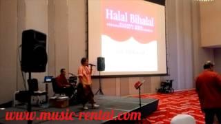 Halal Bihalal Idul Fitri 1437H di Double Tree Hotel by Hilton Jakarta
