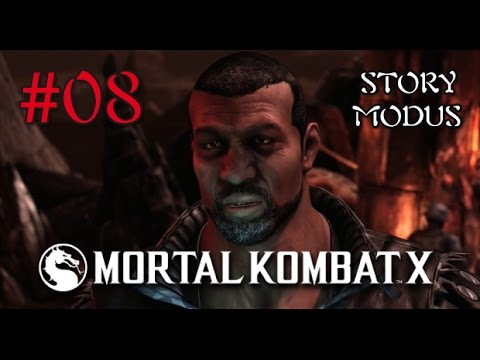 Let's Play - Mortal Kombat X - German Story Mode #08 - Jax