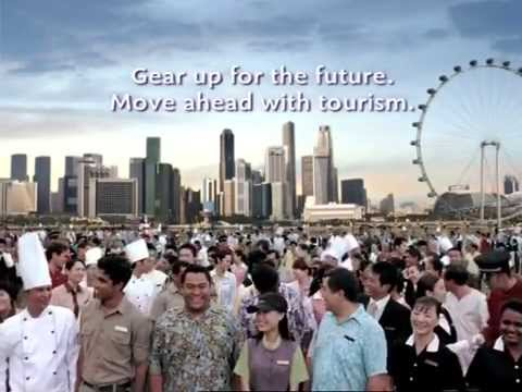 Singapore Tourism Board Tourism Careers Campaign