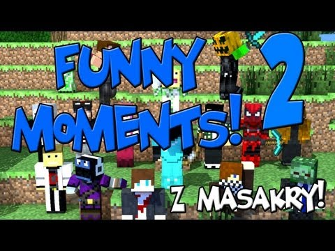 Video: Funny Moments - Kwadratowa Masakra #2 480x360 px - VideoPotato.com