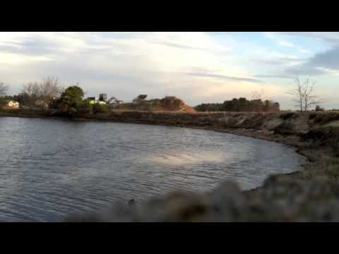 Fishing report - Quick Catch Schooling Bass April 2012 (TeamRippnLipz1) Video