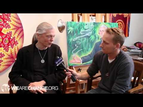 WeAreChange & Alex Grey, New Age Cult Leader EXPOSED!  NEVER Trust New Age Sympathy!