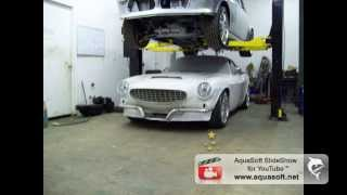 (Project Changling) Volvo P1800 Pro-Touring Build (Vox Rendition Themed Body Styling)