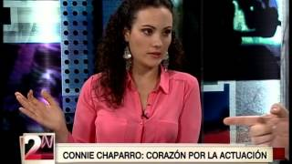 2 a la N: Connie Chaparro