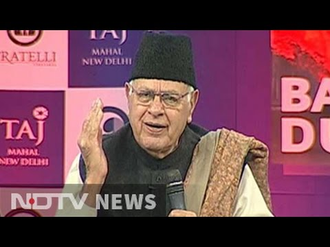 Vajpayee was ready to make LoC permanent border: Farooq Abdullah