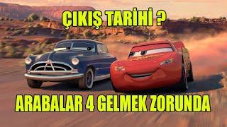Arabalar 4 Gelmek Zorunda / Cars 4 Çıkış Tarihi