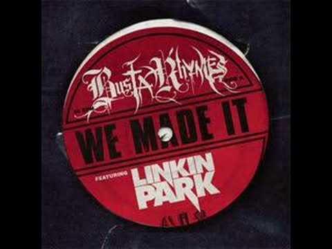 Busta Rhymes ft Linkin Park  We Made It instrumental