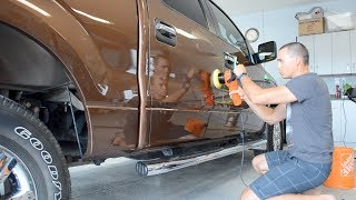 Ford F-150 Full Detail + Paint Correction