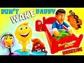 Dont Wake Daddy Unboxing with Emoji Movie Gene, Jailbreak, Hi-5! Learn Numbers & Counting!