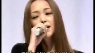 [oneminutebeforenine] Namie Amuro Baby Don't Cry (w/ lyrics)