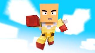 """Minecraft School - """"One Punch Man"""" Ep 1 (Minecraft Roleplay)"""