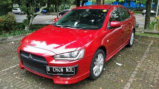 In Depth Tour Mitsubishi Lancer EX 2.0GT (2008) - Indonesia