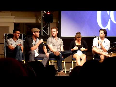 Leakycon London 2013 - Team Starkid Panel - Part 1