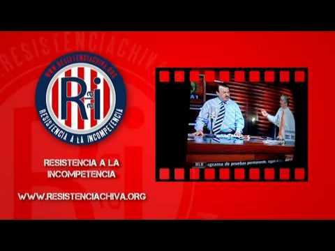 ResistenciaChiva.org | ESPN critica a Vergara por los cambios del escudo de Chivas Video