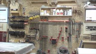Essick Woodworking School Shop Tour