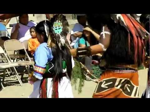 Hopi Harvest Festival Dancing 9/22/2012