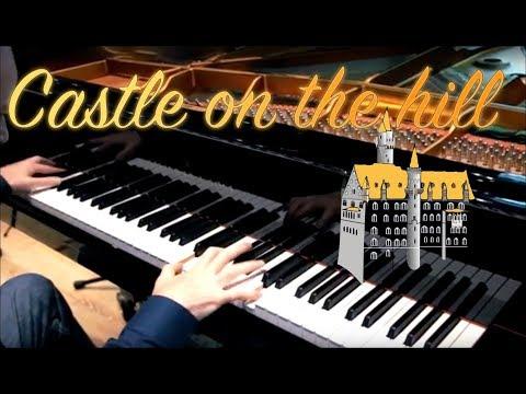 download lagu Ed Sheeran - Castle On The Hill Hq Piano gratis