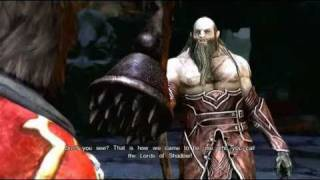 Castlevania: Lords of Shadow - Chapter 3 Boss: Cornell, Lycan Lord of Shadow