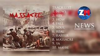 Muzo AKA Alphonso - MASSACRE [Full EP/Album] | ZedMusic | Zambian Music 2018
