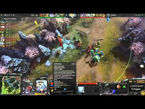 THD vs Team Liquid Game 1 - joinDOTA League DOTA 2 - Capitalist & Fogged