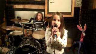Aaralyn and Izzy- Lullaby Crash