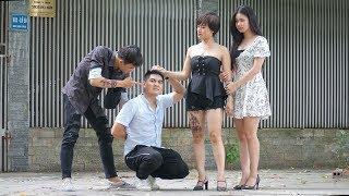 Biến Thái Gặp Chị Đại- Ăn Cắp Quen Tay Ngủ Ngày Quen Mắt - CAC TV