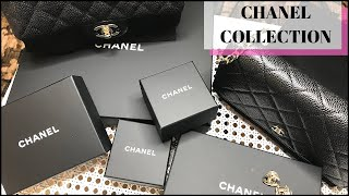 MY CHANEL COLLECTION 2019 || CHANEL BAGS AND JEWELRY COLLECTION 2019