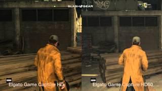 Elgato HD60 vs HD Review demo on PS4