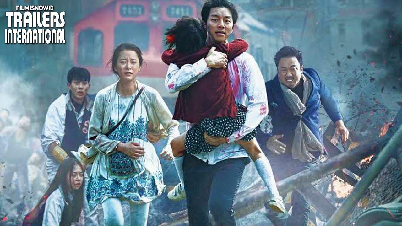 Invasão Zumbi um filme de Sang-Ho Yeon | Trailer Dublado [HD]