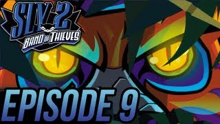 Sly 2 Band of Thieves (The Sly Cooper HD Collection) - Episode 9