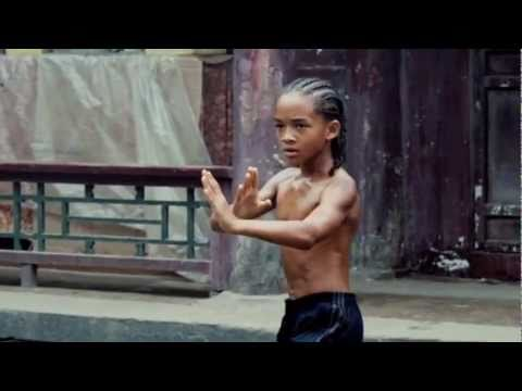 New Karate Kid - Never Say Never (Justin Bieber) Lyrics Music Videos