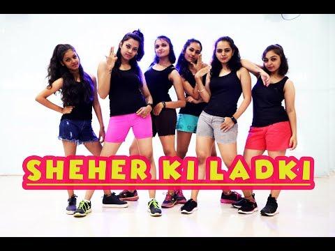 Download Lagu  SHEHER KI LADKI Dance Cover   Version 2   Khandaani Shafakhana   Mohit Jain's Dance Institute MJDi Mp3 Free