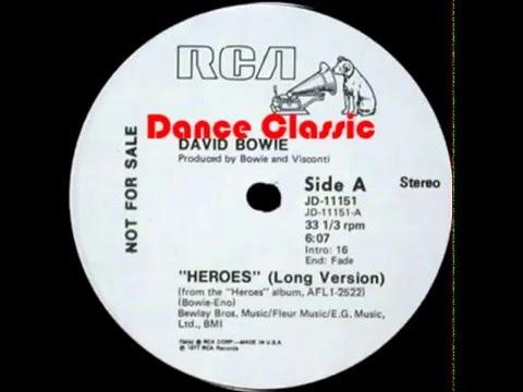 David Bowie - Heroes (Long Version)