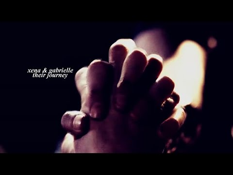 Xena+gabrielle | Their Journey (1x01-6x22) video