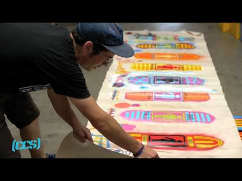 Behind The Design | Art By Brian Anderson For Girl Skateboards