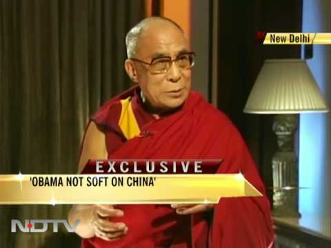 Obama not soft on China, has a different style: Dalai Lama