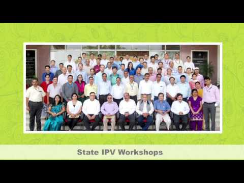 Launch of Inactivated Polio Vaccine (IPV), New Delhi