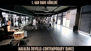 1st GAU Dance Days workshop